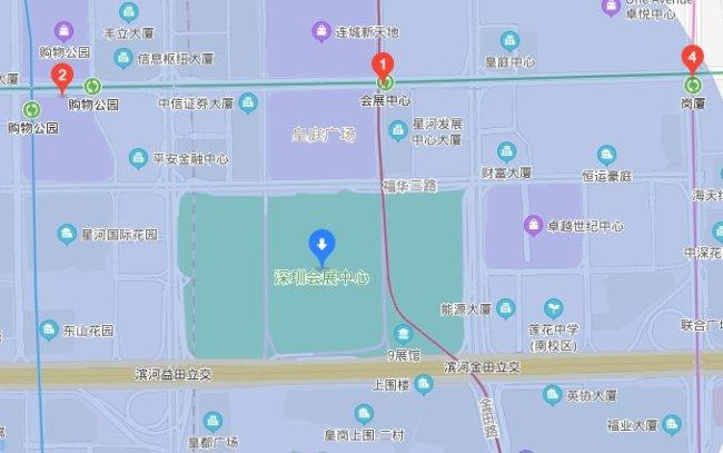 2021年深圳国际车展在哪里举办?(附购票入口+交通指引)