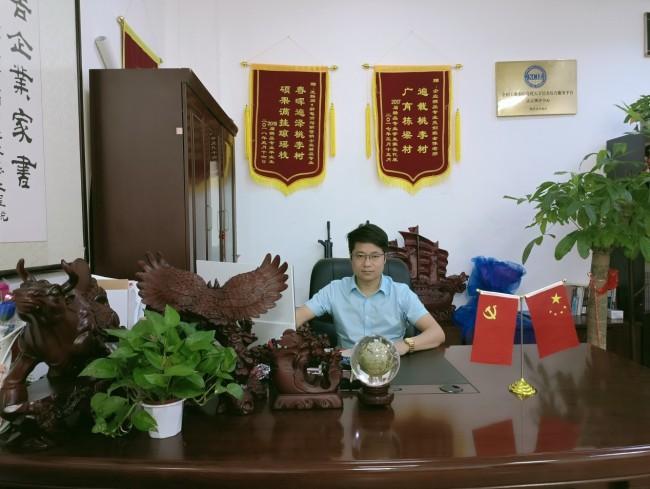中国励志教育最年轻的传承人邵兆强