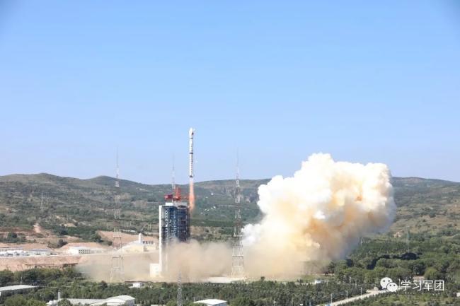 高光谱观测卫星成功发射