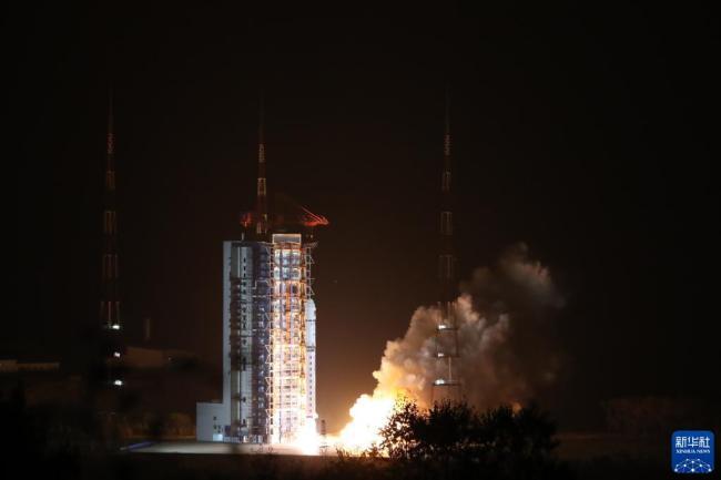 我国成功发射太阳Hα光谱探测与双超平台科学技术试验卫星