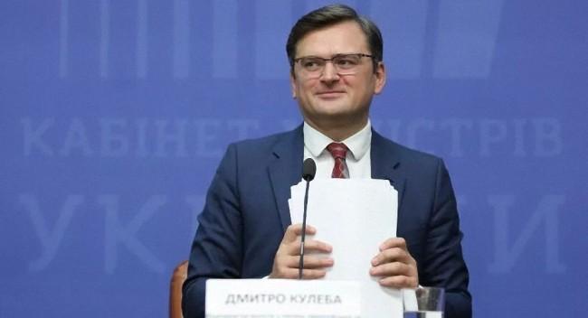 乌克兰外长:正请求美国帮助购买电子战装备抗俄