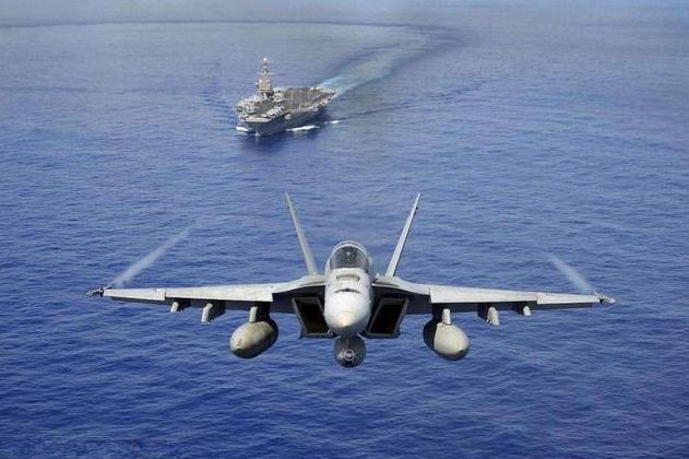 资料图 F/A-18