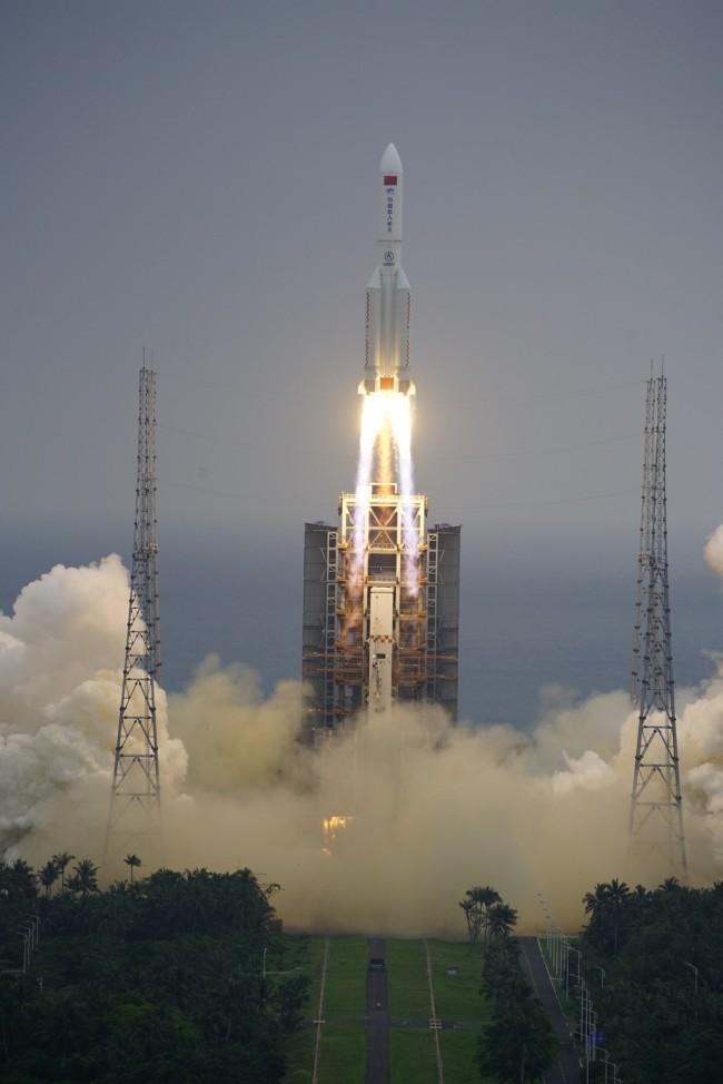 中国空间站核心舱发射成功!这事牛在哪儿?