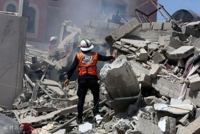 哈马斯与以色列达成停火协议