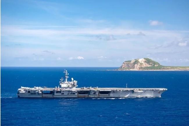 美海军再陷尴尬境地 马上太平洋里美航母都没有了