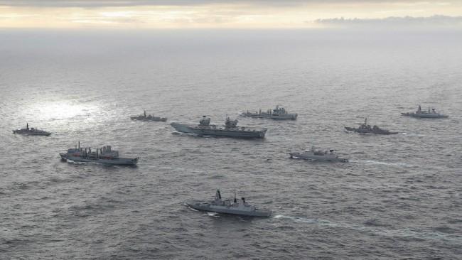 美欲建太平洋海军特遣部队 专注应对地区大国竞争