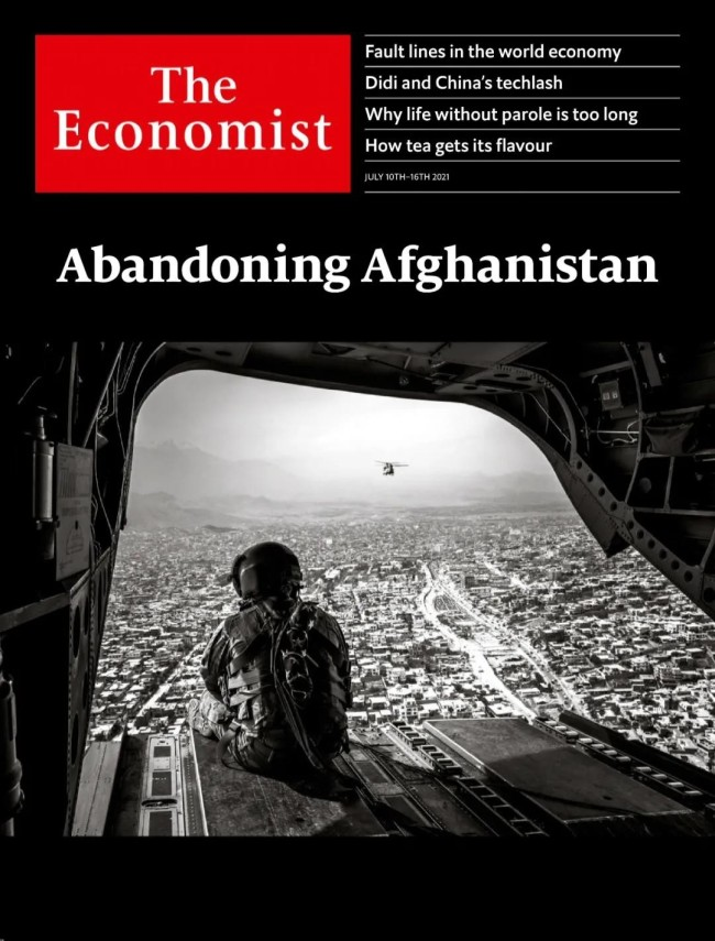 美軍在阿富汗一撤了之 埋下多少禍患?