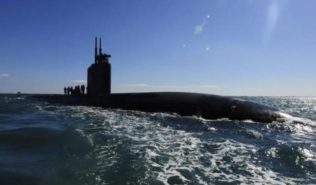 美国海军拥有一支特殊部队 模拟中俄潜艇