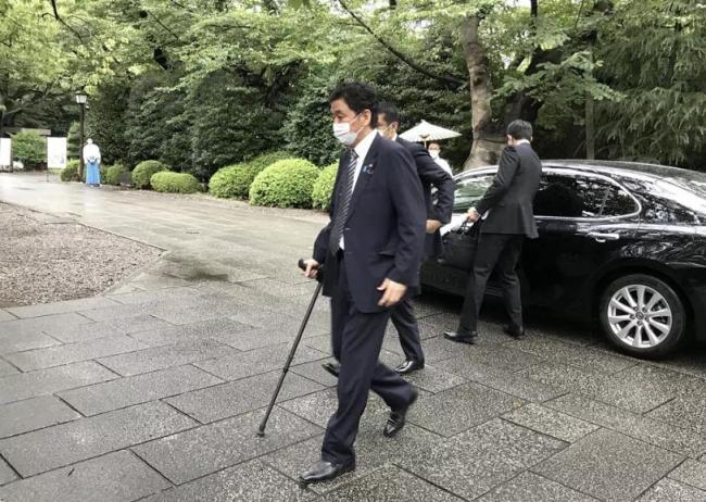 日本防卫大臣参拜靖国神社 国防部回应