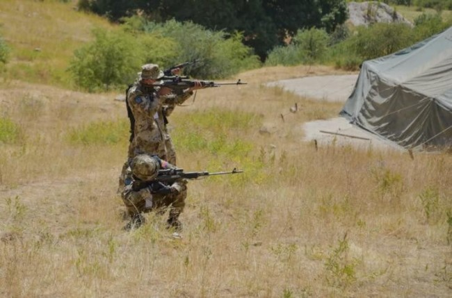 关键时刻,中国与塔吉克斯坦举行反恐演习!