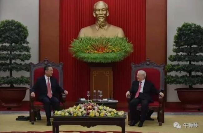 越南当面表态,这句话不同寻常!