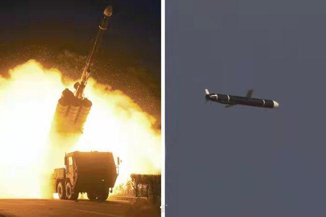 朝鲜试射新导弹,中美都表态了