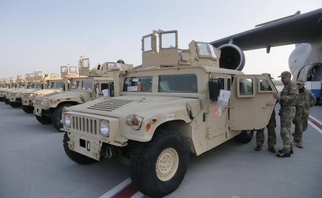 乌国防部称2014年以来获美国援助总额超20亿美元