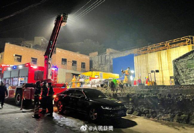 国务院安委会挂牌督办重庆永川煤矿事故