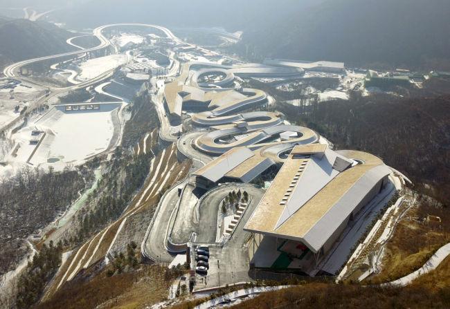他们,都在为北京冬奥会奋斗