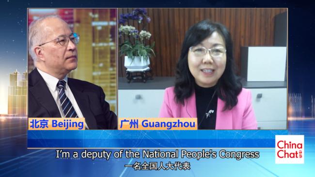 全球连线|中国说:美国时事评论员为中国式民主打call
