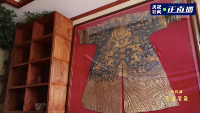落马副局长有上百辆豪车,弟弟还藏了件清代蟒袍