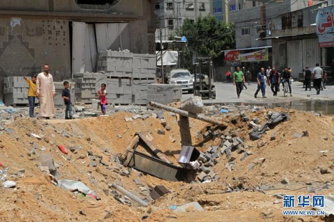 以军对加沙地带打击持续