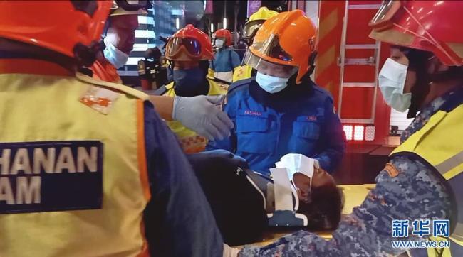 马来西亚首都发生地铁列车相撞事故逾200人受伤