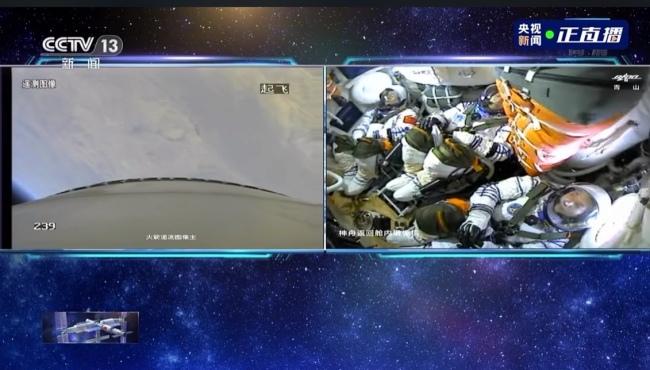 微视频丨从神五到神十二 回顾中国航天员七次问天的坚定脚步