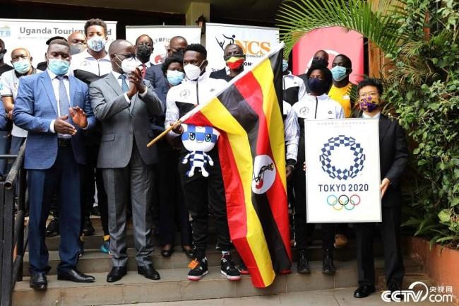 东京奥运海外代表团首现新冠案例