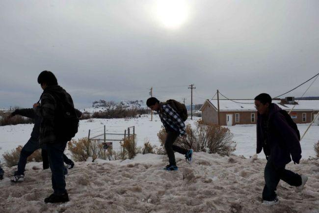 观天下·美国人权|印第安人寄宿学校:一段美国黑历史