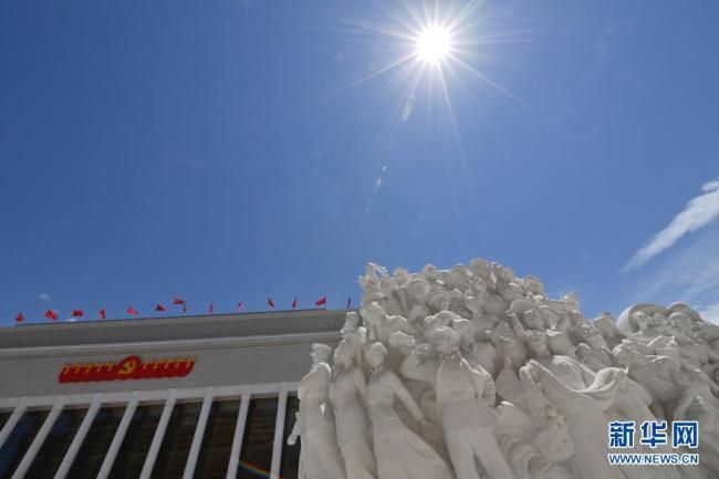 中华民族几千年历史上最恢宏的史诗