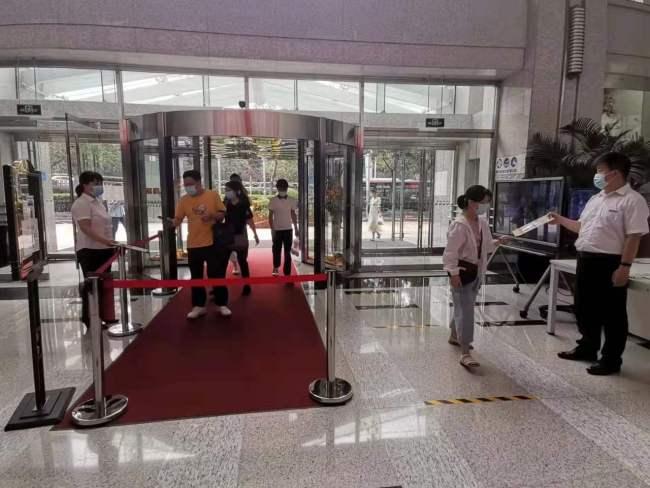 北京国企所属园区、写字楼、小区全面升级防控措施
