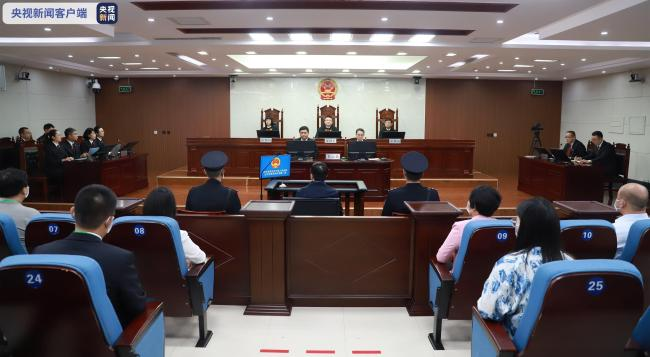 重庆市原副市长邓恢林一审被控受贿4267万
