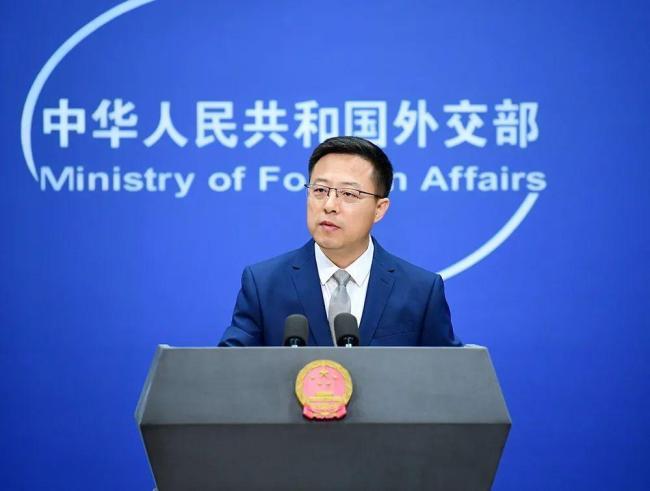 日本自民党选举频提中国 外交部:停止拿中国说事
