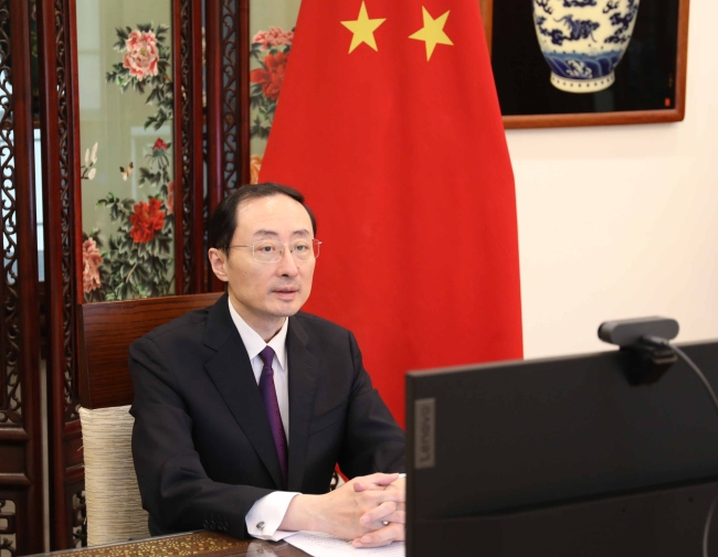 中国大使劝印度:把中企都挤跑对印度有什么好处?