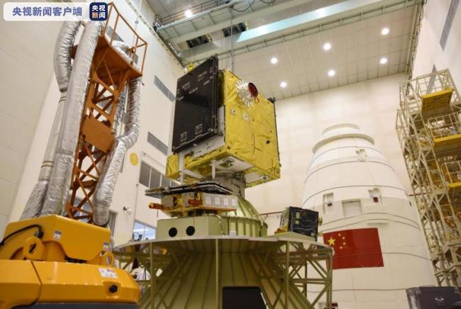中国首颗太阳探测卫星羲和号发射成功
