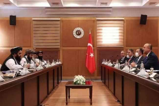 土耳其向阿塔代表重申组建包容性政府重要性