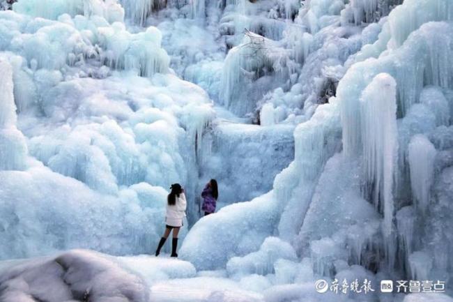 山东多地极寒美景刷屏!这10地最低温创70年来新低