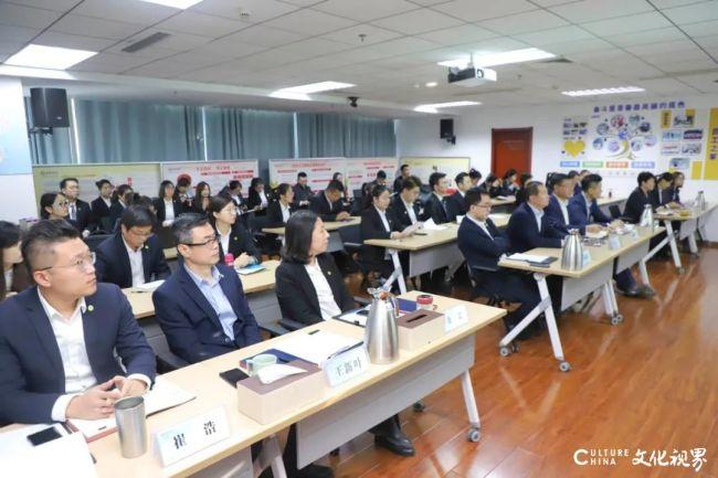 明德集团董事长刘德明提出2021年工作的三个关键词:破局、重生、赋能