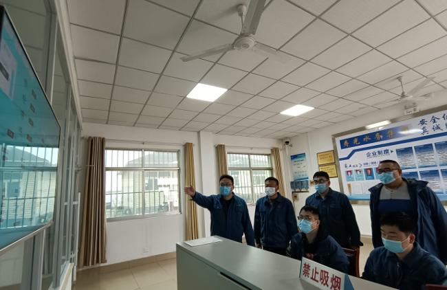 潍坊寿光水务集团365天守护用水安全,为城市动脉充盈血液