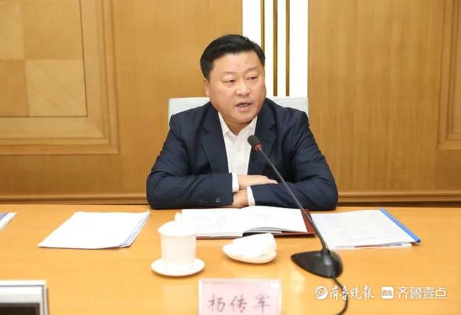 杨传军当选为济南历下区人民政府区长