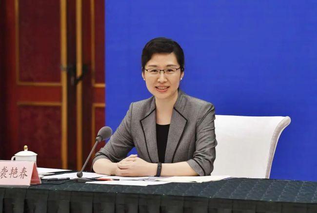 袭艳春已任山东省委宣传部分管日常工作的副部长