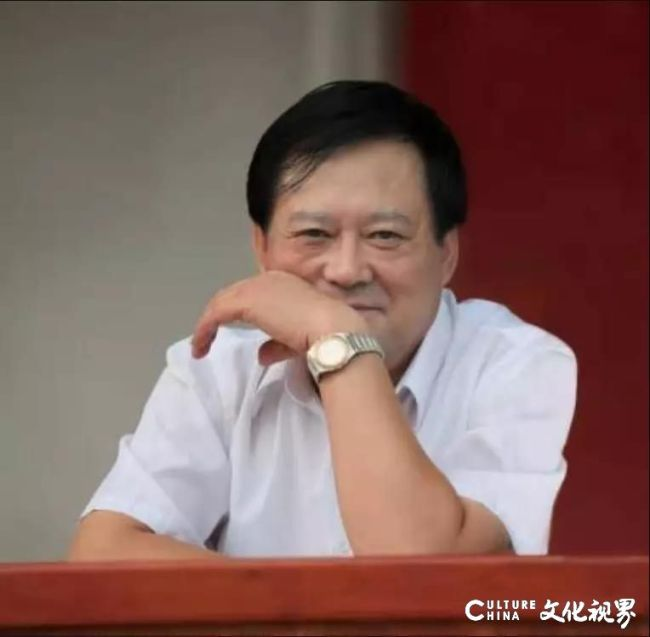 著名作家李富胜撰文致青春:自然青春有序,逝去还会再来