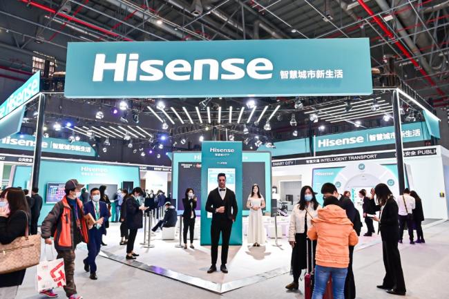 海信网络科技公司获评山东省人工智能行业优秀企业