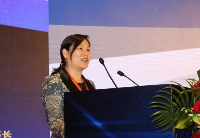 山东路德新材料公司董事长梁训美:坚持科技创新,领跑中国土工合成材料