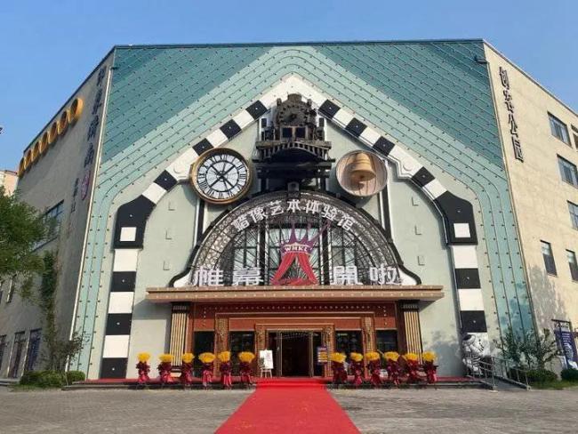 """济南首个蜡像馆正式营业!位于印象济南·泉世界,百余""""名人""""汇聚"""