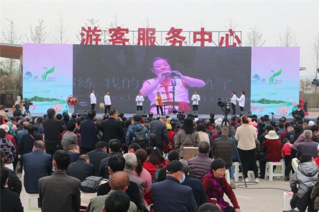 华彩渭南·第四届洽川旅游文化季暨文旅融合汇演活动正式启动