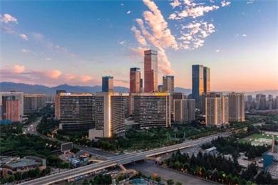 """陕西""""十四五""""金融业高质量发展规划正式发布"""