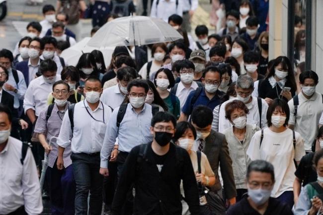 奥运在即 东京日增新冠病例创半年新高