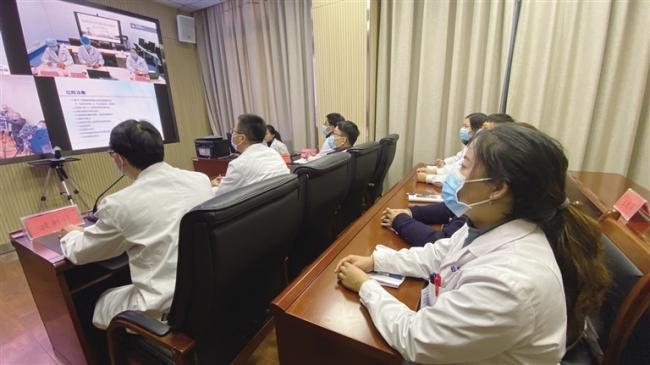 拉萨市人民医院完成我区首例5G远程诊疗