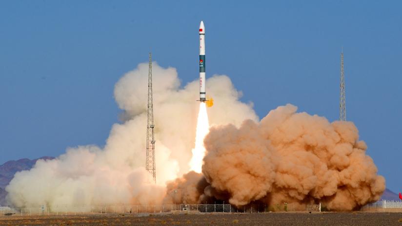 我国成功发射吉林一号高分02F卫星