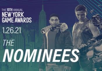 第十屆紐約游戲大獎提名