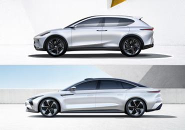 多项核心科技 智己汽车两款量产车全球首发
