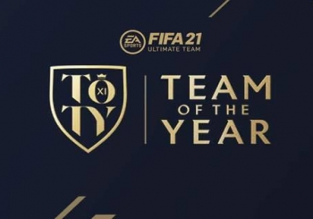 FIFA 21年度最佳阵容投票结果公布